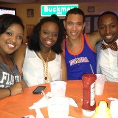 Photo taken at The Swamp Restaurant by Sasha W. on 11/27/2011