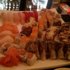 Photo taken at Mr. Sushi by Matthew M. on 10/22/2011