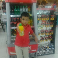 Photo taken at Carrefour by Euis C. on 1/28/2012