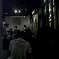 Photo taken at Kopi Merah by Leona A. on 1/3/2012