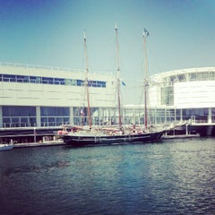Photo taken at Discovery World at Pier Wisconsin by Damon S. on 6/9/2012