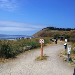 Photo taken at Ebey's Landing by Jaime B. on 8/6/2011