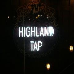 Photo taken at Highland Tap by Ranée B. on 8/28/2011