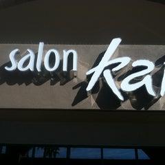 Photo taken at Salon Kai by Martin G. on 4/6/2012