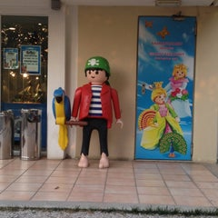 Photo taken at Playmobil FunPark by Jenny P. on 7/10/2012