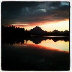Photo taken at Grand Teton National Park by Lillian B. on 8/31/2012