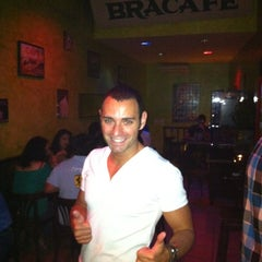 Photo taken at Bracafé by Fer on 7/27/2012