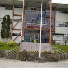 Photo taken at DHL Tembagapura by Ryan K. on 5/4/2012