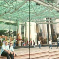 Photo taken at Gajah Mada Plaza by Yogi S. on 8/15/2012