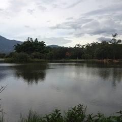 Photo taken at Parque Metropolitano La Sabana by Luis Granados on 8/17/2012
