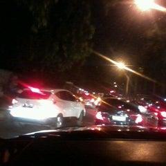 Photo taken at Jalan Metro Pondok Indah by titien franciscus on 6/9/2012