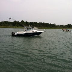 Photo taken at Captain Bill's Waterfront Restaurant by Shannon S. on 7/7/2012