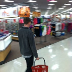 Photo taken at Target by Tommy B. on 2/11/2012
