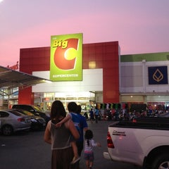 Photo taken at Big C (บิ๊กซี) by หอยขม เ. on 4/26/2012