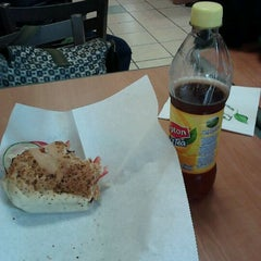 Photo taken at Subway by Noe R. on 8/17/2012