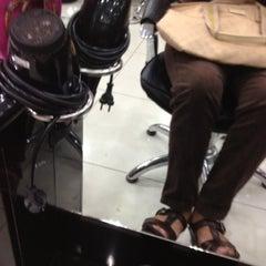 Photo taken at IRWANTEAM Hairdesign by Farah S. on 4/13/2012