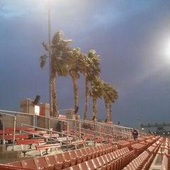 Photo taken at Earl E. Wilson Baseball Stadium by Shawn C. on 3/7/2012