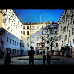 Photo taken at Gedenkstätte Deutscher Widerstand   German Resistance Memorial Center by Olaf T. on 6/23/2012