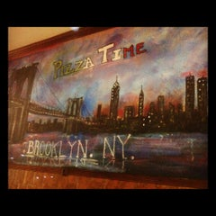 Photo taken at Pizza Time by Cynthia B. on 6/9/2012