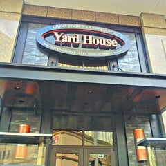 Photo taken at Yard House by Al S. on 3/15/2012