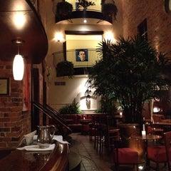 Photo taken at Hôtel Nelligan by Anna L. on 3/31/2012