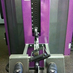 Photo taken at Planet Fitness by Beth S. on 4/17/2012