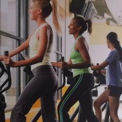 Photo taken at LA Fitness by Nicholas E. on 8/18/2012