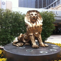 Photo taken at MGM Grand Detroit Casino & Hotel by Luis A. on 7/1/2012
