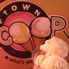 Photo taken at Ptown Scoop by Mary K. on 8/3/2012