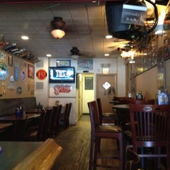 Photo taken at Mahaffey's Pub by Jason B. on 6/30/2012
