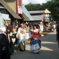 Photo taken at New York Renaissance Faire by Venus S. on 8/11/2012