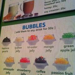 Photo taken at Sencha Tea Bar by Steven L. on 8/13/2012