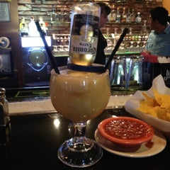 Photo taken at Cilantros Grill & Cantina by FonZy F. on 3/29/2012