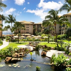 Photo taken at The Westin Ka'anapali Ocean Resort Villas by Lulu on 6/3/2012