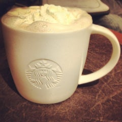 Photo taken at Starbucks by Simba C. on 3/8/2012