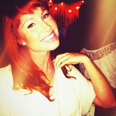 Photo taken at Hip Kitty Jazz & Fondue by Jessica H. on 5/13/2012