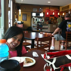 Photo taken at Sister Beans Coffee House by Donna M. on 6/10/2012