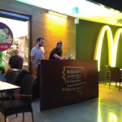Photo taken at McDonald's by Salih Seckin S. on 7/1/2012