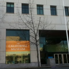"""Photo taken at The California Museum by Eric """"@erich13 