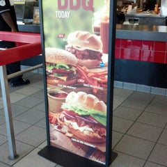 Photo taken at Burger King® by Marcus M. on 8/17/2012