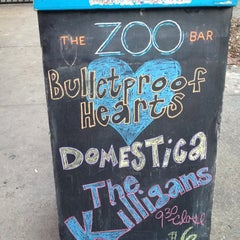 Photo taken at The Zoo Bar by Lisa on 6/17/2012