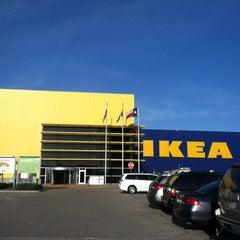 Photo taken at IKEA Houston by Krystle M. on 4/25/2012