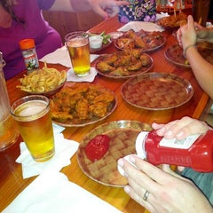 Photo taken at Hooters by Chris P. on 7/29/2012