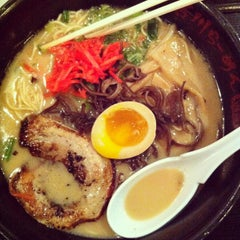 Photo taken at Terakawa Ramen by Maria de Jesus C. on 6/4/2012