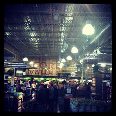 Photo taken at Whole Foods Market by Valerie M. on 1/27/2013