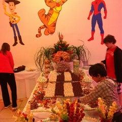 Photo taken at Sala Primavera by MILTON S. 7.2 on 10/13/2012