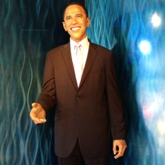 Photo taken at Wax Museum at Fisherman's Wharf by Peter F. on 7/12/2013