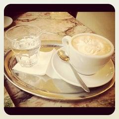Photo taken at Café Ritter by Olga L. on 11/30/2012