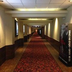 Photo taken at Cinemark by Juan V. on 6/23/2013