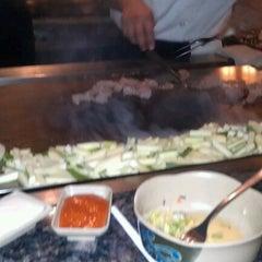 Photo taken at Sappari Japanese Steak House by Michael W. on 11/15/2012
